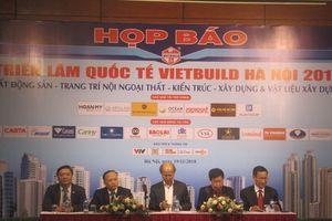 Triển lãm quốc tế Vietbuild Hà Nội 2018 lần 3