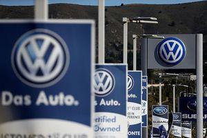 Volkswagen đầu tư 50 tỷ USD cho xe điện, xe tự động lái