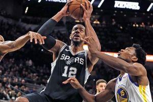 LaMarcus Aldridge hồi xuân, Spurs 'hành hạ' Golden State Warriors