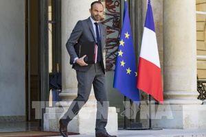 Pháp vẫn quyết tăng thuế nhiên liệu bất chấp biểu tình