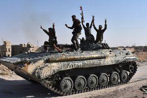 Chiến sự Syria: Quân chính phủ săn lùng các tay súng IS cuối cùng tại Al-Safa