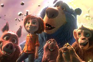 'Wonder Park' chính thức ra trận với trailer cực kì đáng yêu - Cùng nhau quay về với tuổi thơ thôi nào!