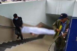 Phát hiện thi thể người đàn ông nghi sốc thuốc dưới hầm đi bộ Kim Liên