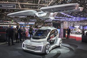 8 mẫu xe bay sẽ thay đổi cách chúng ta di chuyển trong tương lai sắp tới