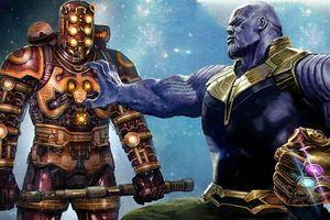 Cuốn sách của 'Thanos: Titan Consumed' có thể đã bỏ qua nhân vật phản diện mới trong 'Avengers 4'!