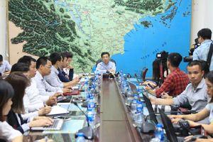 Cơn bão số 9 lại có khả năng đổ bộ đúng khu vực tỉnh Khánh Hòa, dự báo nguy hiểm hơn nhiều so với bão số 8