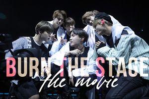 Bộ phim đầu tiên của BTS 'Burn the Stage: The Movie' đã lập kỷ lục 'khủng' tại phòng vé của Mỹ!