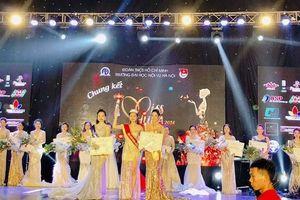 Đại học Nội vụ có tân hoa khôi IMiss Huha 2018