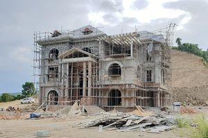 Vụ xây dựng biệt thự không phép ở Thanh Hóa: Phải chăng xây dựng 'biệt thự' ở vùng sâu, vùng xa không phải xin giấy phép?