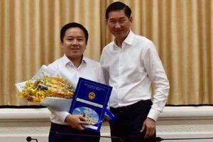 TP.HCM: Bổ nhiệm ông Từ Lương giữ chức Phó giám đốc Sở Thông tin và Truyền thông