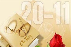 Ngày 20/11: Tri ân ngày nhà giáo Việt Nam