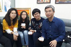 Con gái TS Đặng Hoàng Giang là người nhỏ tuổi nhất hiến tạng ở Việt Nam