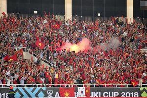 CĐV Myanmar thỉnh cầu fan Việt Nam: 'Đừng phá nát sân của Myanmar nếu đội các bạn thua cuộc'