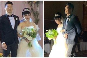 Trương Nam Thành bí mật tổ chức lễ cưới với doanh nhân hơn tuổi - Sao Việt 'lặn lội' ra Hà Nội dự hôn lễ