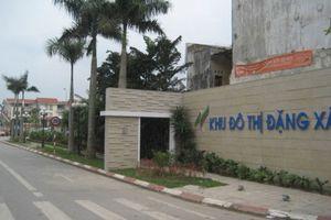 Hà Nội: Cảnh lộn xộn ở khu đô thị Đặng Xá