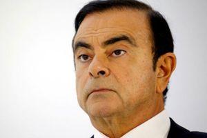 Chủ tịch hãng xe Nissan bị bắt vì nghi án gian lận tài chính