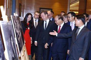 Quan hệ truyền thống và hợp tác toàn diện Việt Nam - Nga qua các bức ảnh