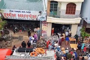 Sạt lở đất ở Nha Trang: Đoàn giáo viên Đắk Lắk gặp nạn, 5 người thương vong