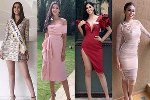 Hoa hậu Tiểu Vy phong độ thất thường; Mai Ngô lọt top sao mặc xấu khi diện áo dài
