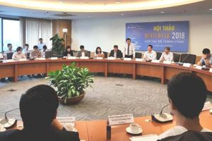 Hội thảo 'Nhân tài Đất Việt 2018: Hợp tác để thành công'