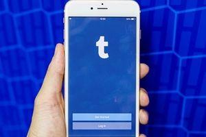Ứng dụng Tumblr bất ngờ biến mất khỏi kho phần mềm của Apple
