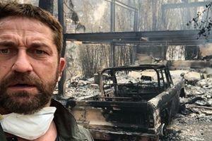 Xế cưng của nam tài tử điện ảnh bị thiêu rụi trong thảm họa cháy rừng