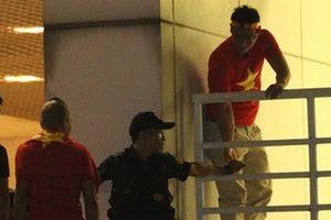 VFF sa thải nhân viên vi phạm tại trận đấu giữa Việt Nam gặp ĐT Malaysia