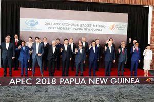 APEC 2018: Đằng sau bức ảnh tập thể 'bằng mặt nhưng không bằng lòng'