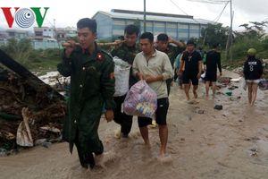 Khánh Hòa: Khẩn trương tìm kiếm người mất tích, khôi phục giao thông