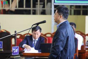 Nguyễn Văn Dương khai: Đưa tiền cho ông Vĩnh, ông Hóa và tài trợ C50