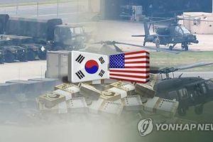 Mỹ và Hàn Quốc chia rẽ về chia sẻ chi phí quân sự