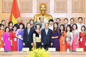 Thủ tướng: Đảng, Nhà nước luôn trăn trở về đổi mới giáo dục