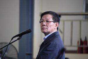 Cựu Trung tướng Phan Văn Vĩnh nói hết sức ân hận, thấm thía