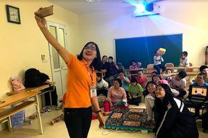 Cô giáo Hà và sáng kiến giúp trẻ down học đọc