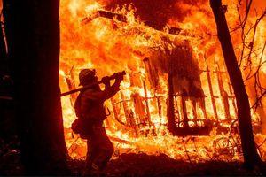 Cháy rừng California: Nỗ lực kiểm soát đám cháy mới đi được nửa đường