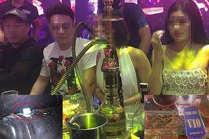 Phát hiện 'chân dài' quán Bar bán ma túy cho khách chơi
