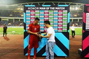 Sau Công Phượng, Nguyễn Anh Đức là 'HONOR Man' tiếp theo tại AFF SUZUKI CUP 2018