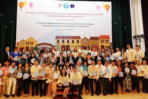Các nước ASEAN xây dựng thành phố không thuốc lá