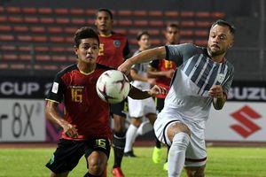 Cầu thủ Philippines phê phán AFF Cup 2018