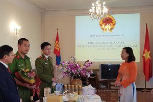Tri ân nhà giáo Việt Nam ở Ulan Bator