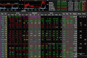 Phiên 20/11: Chỉ số VN-Index may mắn thoát hiểm phút cuối