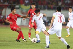 HLV Park Hang Seo không bằng lòng với thể hiện của các cầu thủ