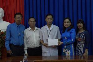 CĐ Y tế VN hỗ trợ điều dưỡng bị hành hung tại BV Đa khoa Trần Văn Thời