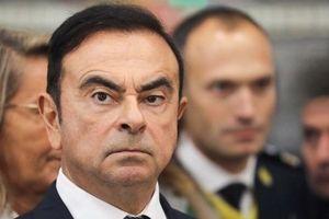 Chủ tịch Nissan Motor bị bắt vì cáo buộc gian lận thu nhập của bản thân