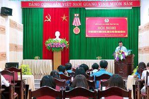 LĐLĐ tỉnh Phú Thọ: Tập huấn nghiệp vụ cho các thông tin viên - cộng tác viên công đoàn năm 2018