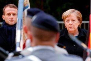 Quân đội EU: Ai nóng mặt, ai hoang tưởng?