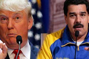 Đòn mới với Venezuela, Mỹ lại gieo bất ổn?