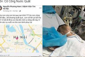 Con chết não: Mẹ ngủ quên đè tay lên người con