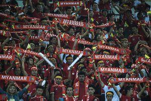 Công Phượng, Anh Đức... sẵn sàng chinh phục 'chảo lửa' Myanmar
