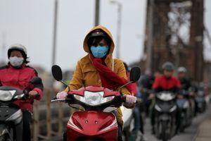 Không khí lạnh tăng cường, Bắc Bộ chuyển rét